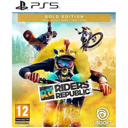 Riders Republic GOLD EDITION PS5 Game